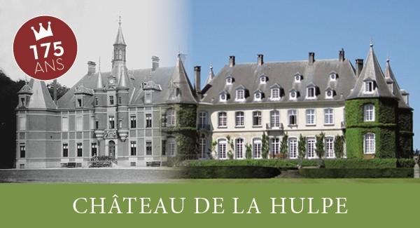 175 ans du Château de La Hulpe : Lancement de la Ligne du temps